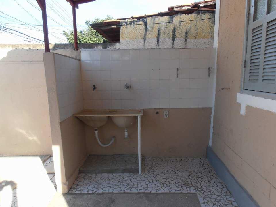 Casa para alugar Rua Sul América,Bangu, Rio de Janeiro - R$ 900 - SA0062 - 7
