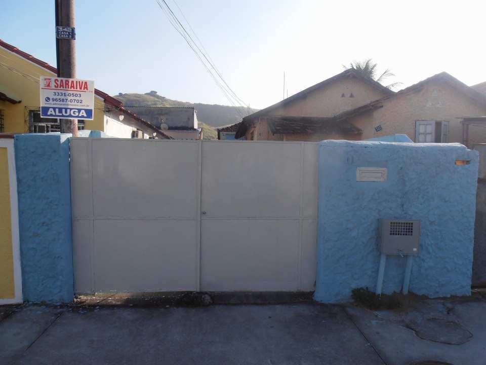 Casa Rua Major Parentes,Magalhães Bastos, Rio de Janeiro, RJ Para Alugar, 1 Quarto - SA0067 - 1