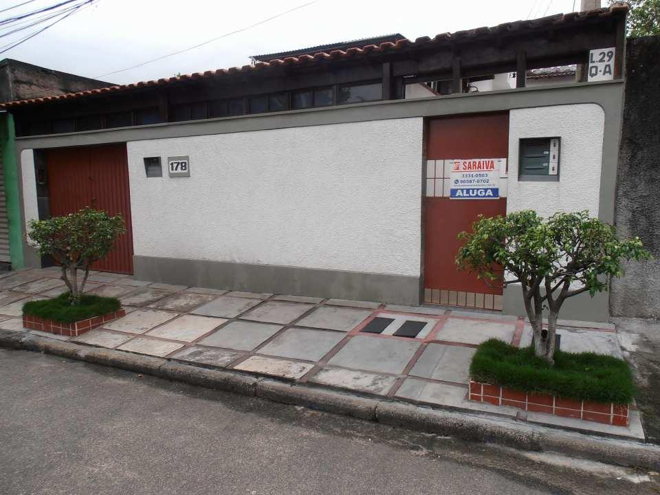 Casa para alugar Rua Alfredo Coutinho Filho,Senador Camará, Rio de Janeiro - R$ 700 - SA0118 - 2