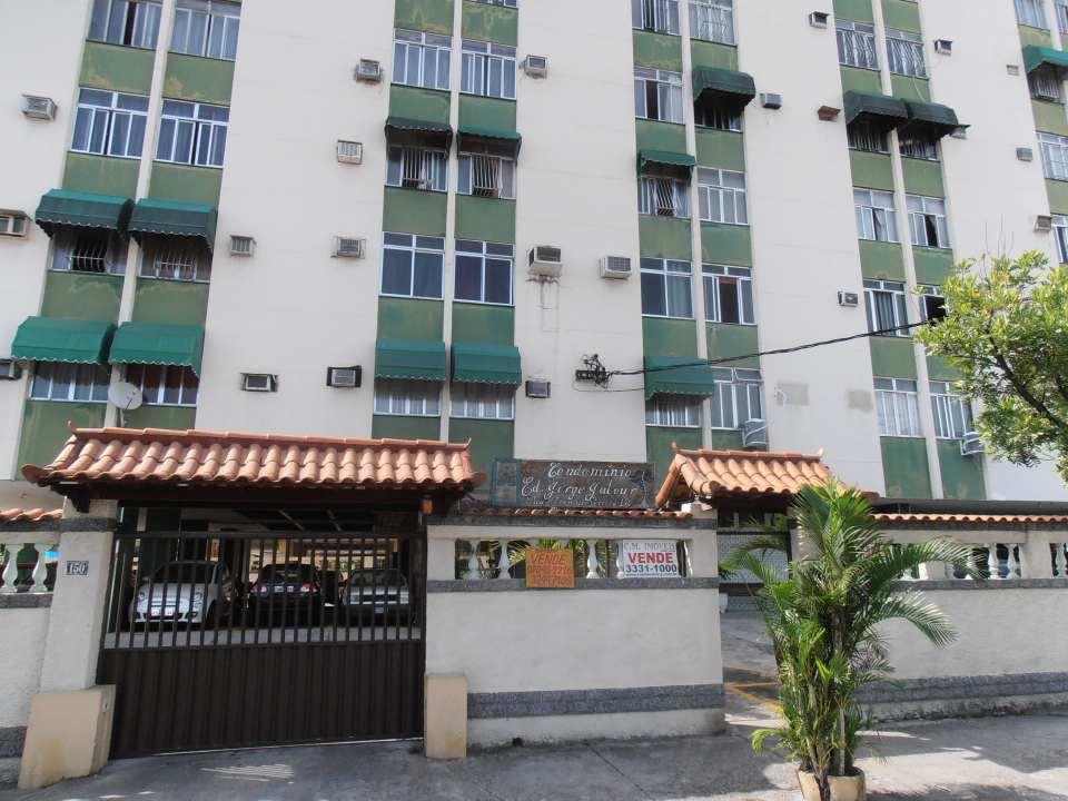 Cobertura para alugar Rua Francisco Pereira,Senador Camará, Rio de Janeiro - R$ 1.300 - SA0124 - 1