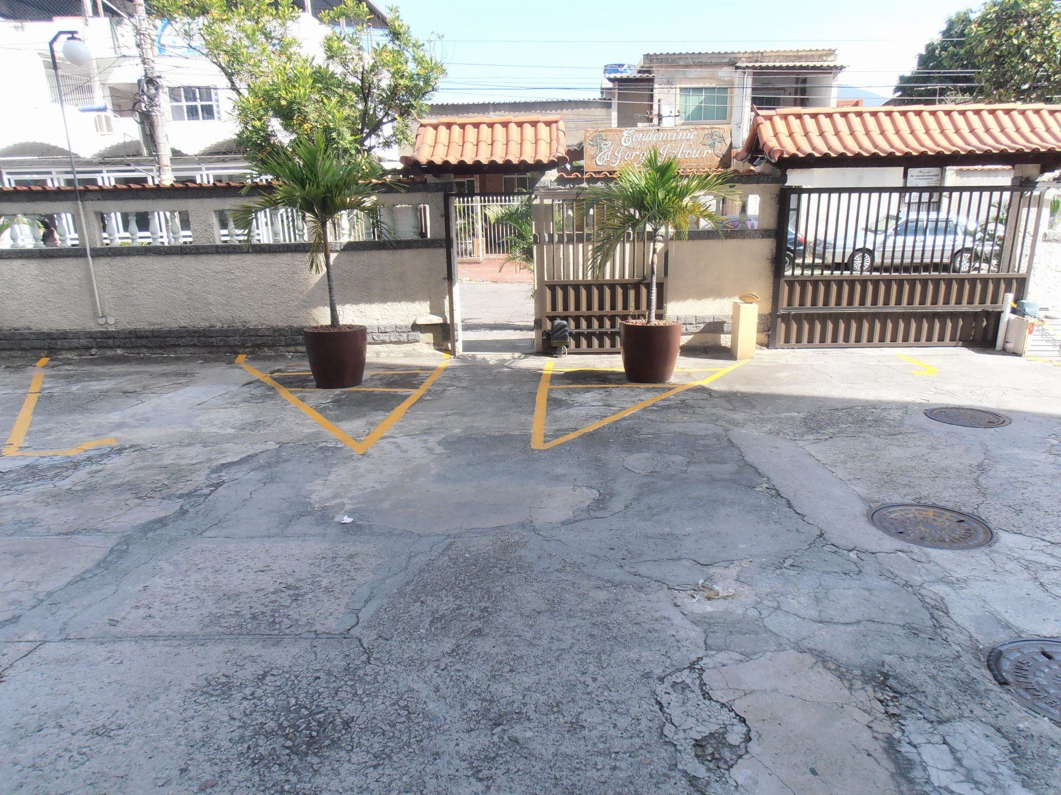 Cobertura para alugar Rua Francisco Pereira,Senador Camará, Rio de Janeiro - R$ 1.300 - SA0124 - 2
