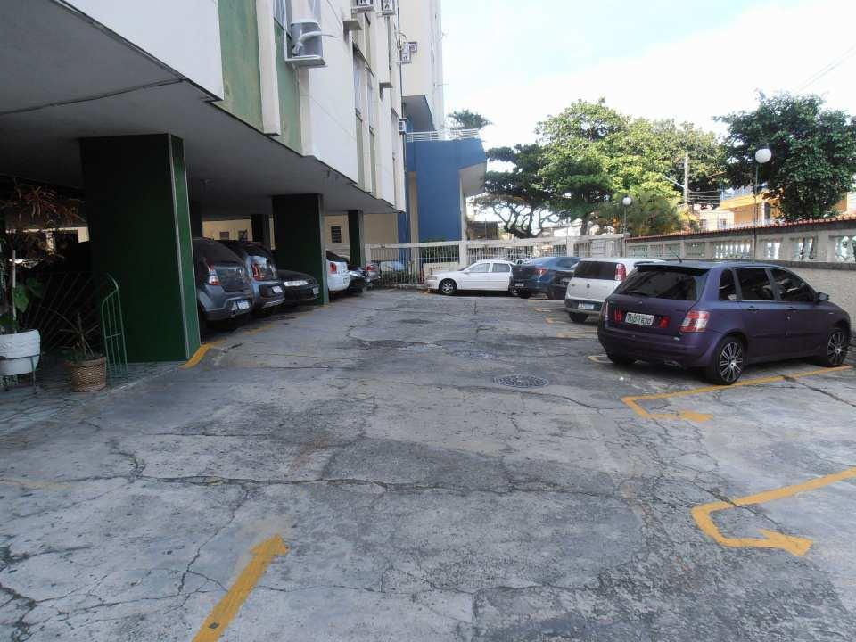 Cobertura para alugar Rua Francisco Pereira,Senador Camará, Rio de Janeiro - R$ 1.300 - SA0124 - 3