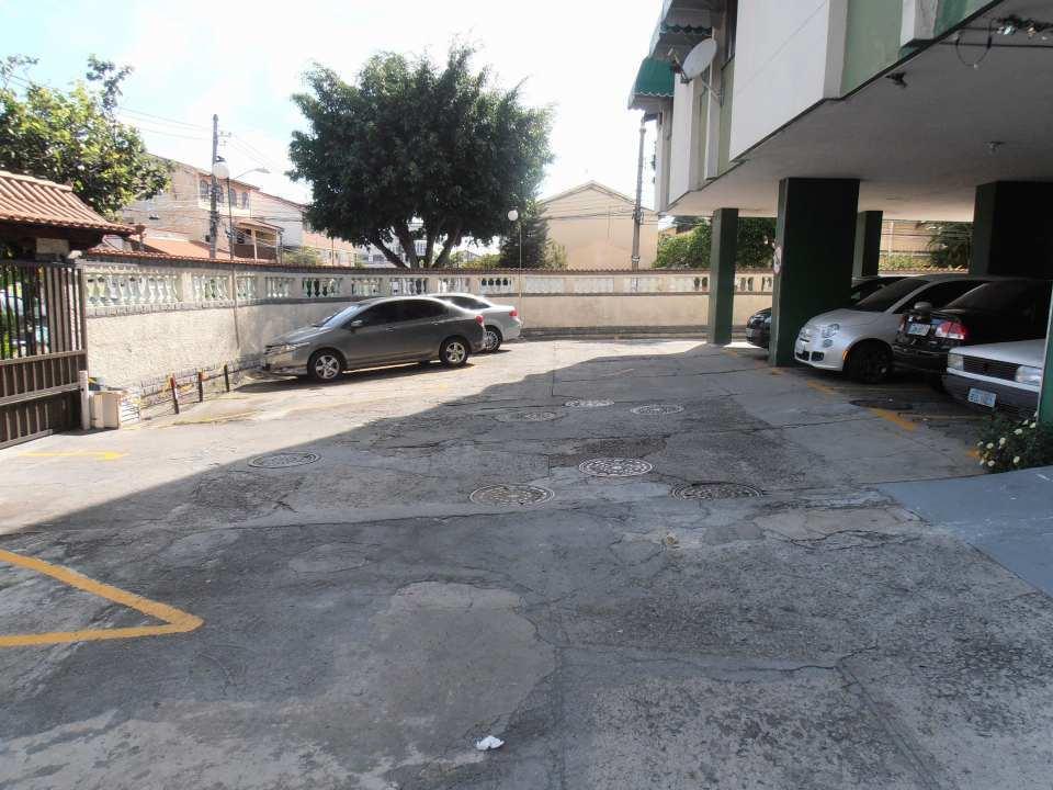 Cobertura para alugar Rua Francisco Pereira,Senador Camará, Rio de Janeiro - R$ 1.300 - SA0124 - 4