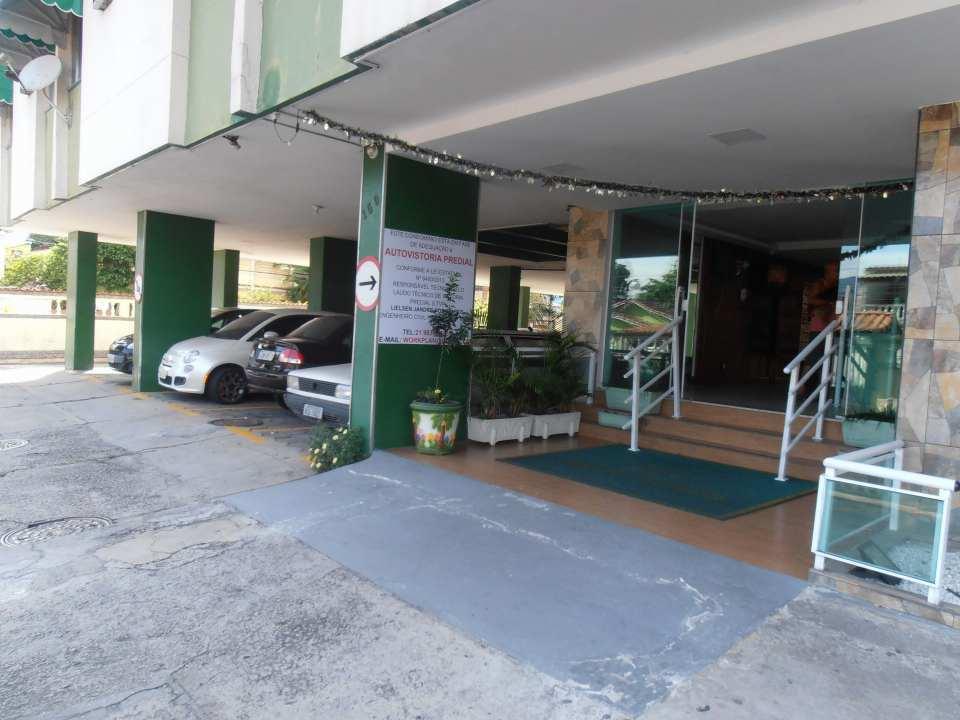 Cobertura para alugar Rua Francisco Pereira,Senador Camará, Rio de Janeiro - R$ 1.300 - SA0124 - 5