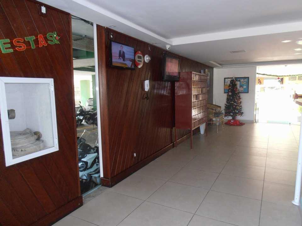 Cobertura para alugar Rua Francisco Pereira,Senador Camará, Rio de Janeiro - R$ 1.300 - SA0124 - 8
