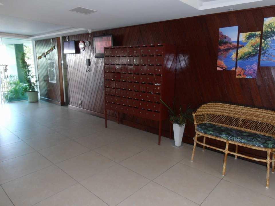 Cobertura para alugar Rua Francisco Pereira,Senador Camará, Rio de Janeiro - R$ 1.300 - SA0124 - 9