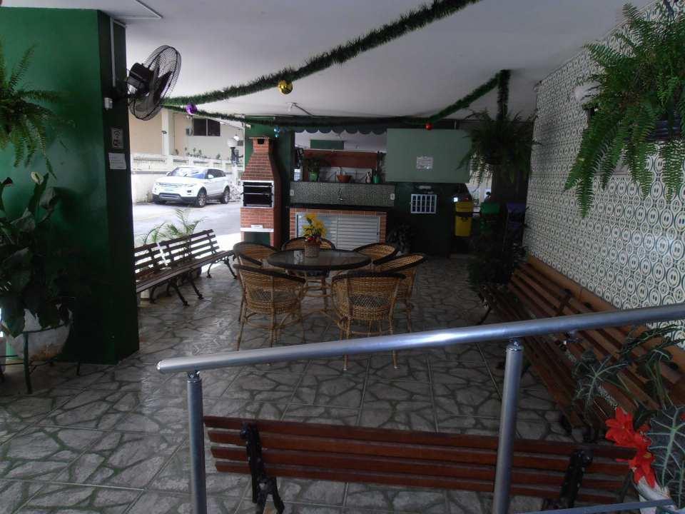 Cobertura para alugar Rua Francisco Pereira,Senador Camará, Rio de Janeiro - R$ 1.300 - SA0124 - 11
