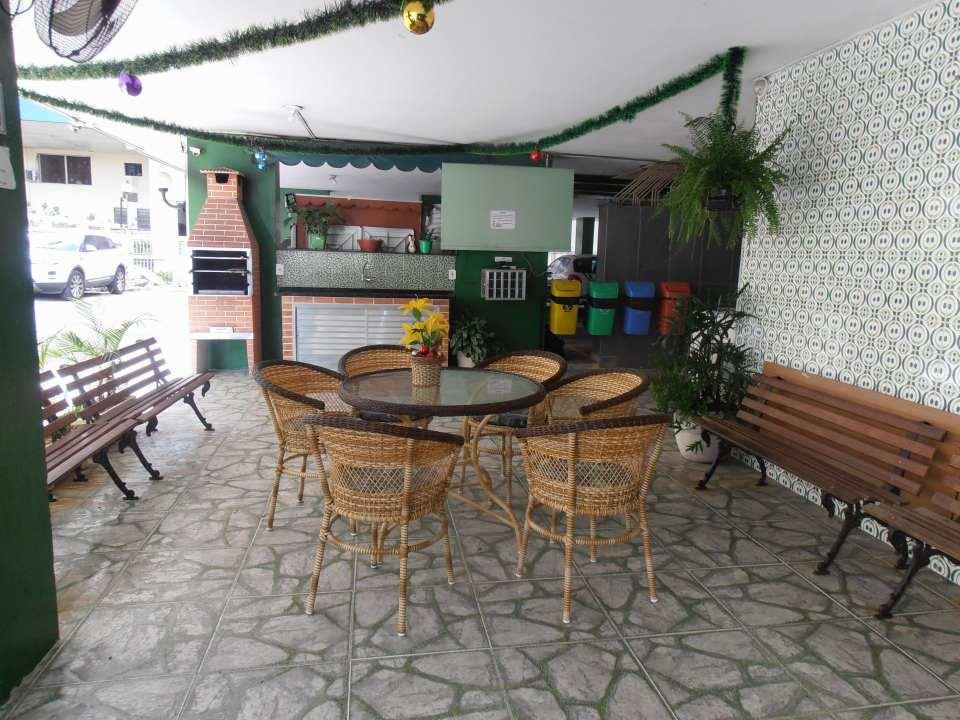 Cobertura para alugar Rua Francisco Pereira,Senador Camará, Rio de Janeiro - R$ 1.300 - SA0124 - 12