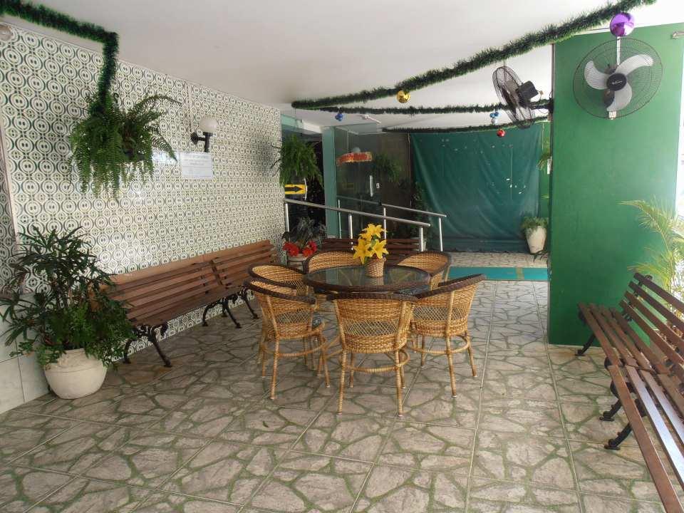 Cobertura para alugar Rua Francisco Pereira,Senador Camará, Rio de Janeiro - R$ 1.300 - SA0124 - 14