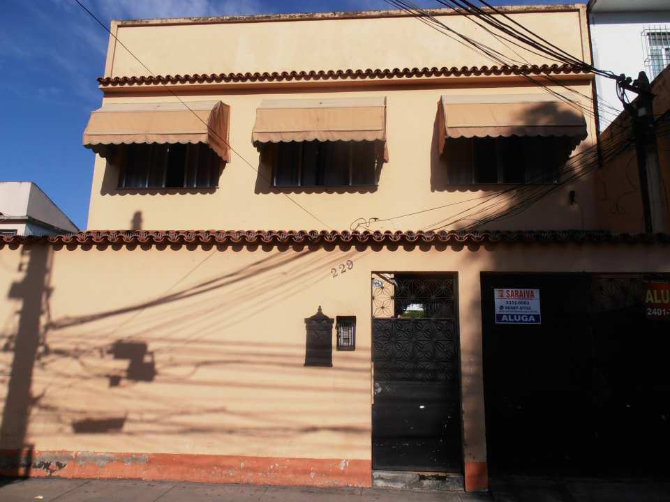 Casa para alugar Rua da Chita,Bangu, Rio de Janeiro - R$ 1.200 - SA0149 - 1
